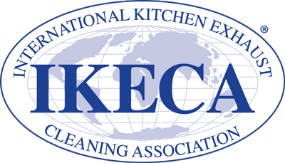 IKECA Logo International Kitchen Exhaust Cleaning Association | IKECA